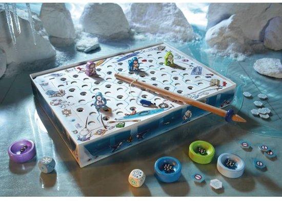 Thumbnail van een extra afbeelding van het spel Spel - Kayanak - Vissen, ijs & avontuur (Nederlands) = Duits 7146 - Frans 7325