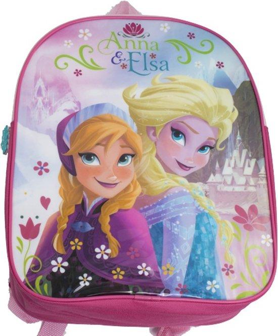 84244b6e704 bol.com | Disney Frozen Elsa & Anna Junior - Rugzak