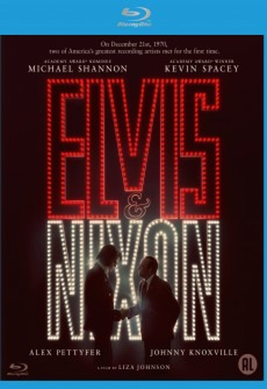 Elvis & Nixon (Blu-ray)