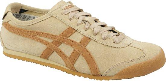 wholesale dealer 67e53 e7446 Onitsuka Tiger Mexico 66 D80PK-8721, Mannen, Bruin, Sneakers maat: 45 EU