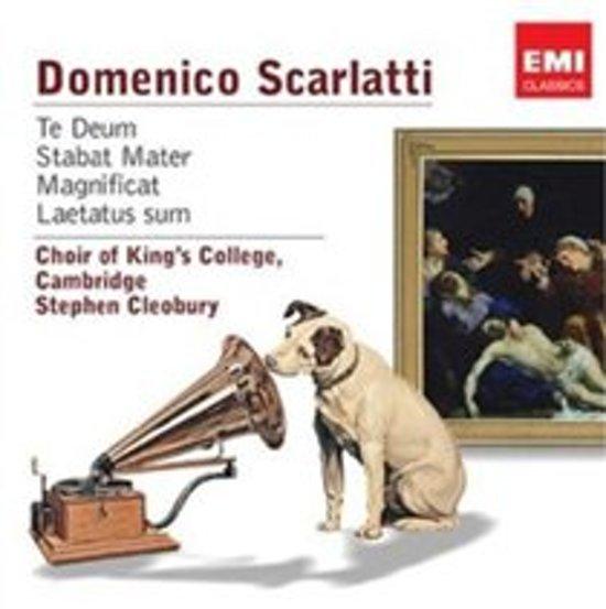 Choir Of King'S College Cambridge - Encore Scarlatti