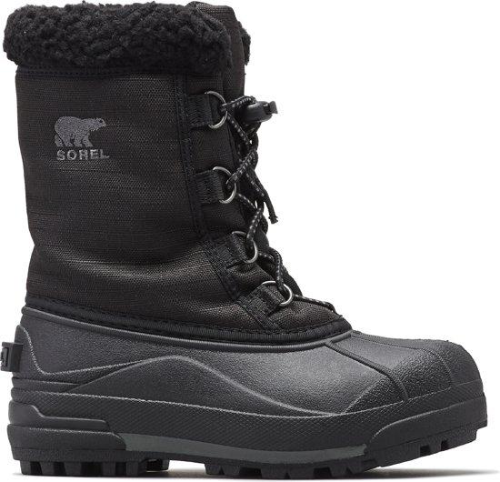 Sorel Cumberland Laarzen Kinderen zwart Schoenmaat 39
