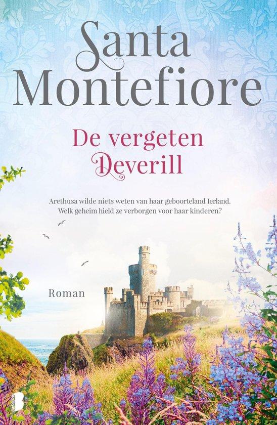 Boek cover Deverill 4 - De vergeten Deverill van Santa Montefiore (Onbekend)