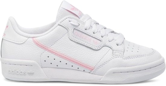 Adidas Dames Sneakers Continental 80 W - Wit - Maat 37⅓