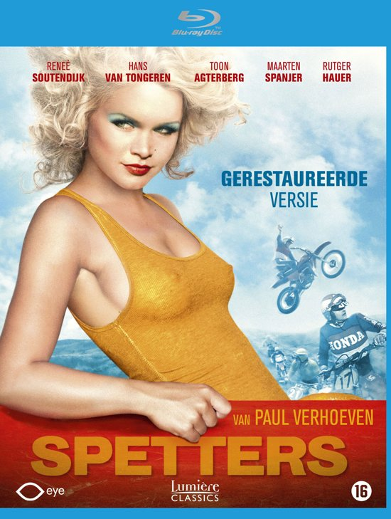 Spetters (Blu-ray)