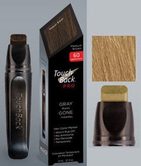 Touchback Hairmarker Ash Blond - Verfstift zonder ammonia of waterstofperoxide!