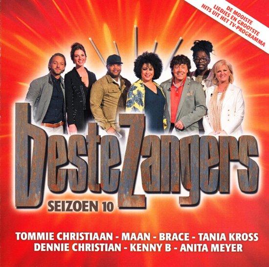 De Beste Zangers Van Nederland - Seizoen 10