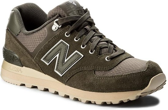 bol.com | New Balance - Heren Sneakers ML574PKT - Groen ...