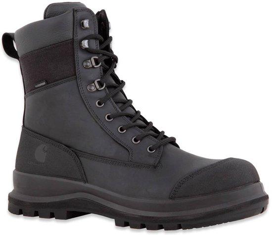 Werkschoenen Heren.Bol Com Carhartt Detroit S3 High Zwart Werkschoenen Heren