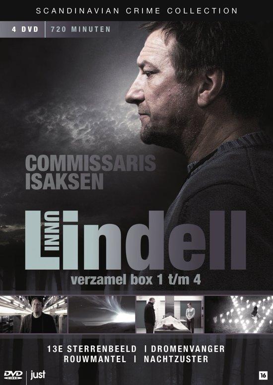 Unni Lindell Box - Commissaris Isaksen