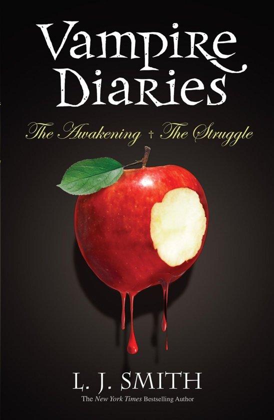 Boek cover Vampire Diaries: Volume 1: The Awakening & The Struggle (Books 1 & 2) van L. J. Smith (Onbekend)