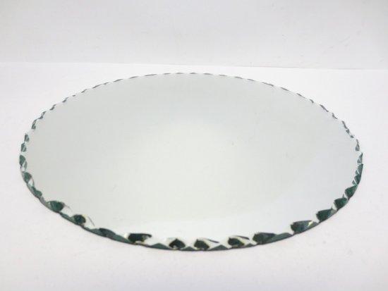 Spiegel Zwart Rond : Bol ronde spiegel onderbord cm