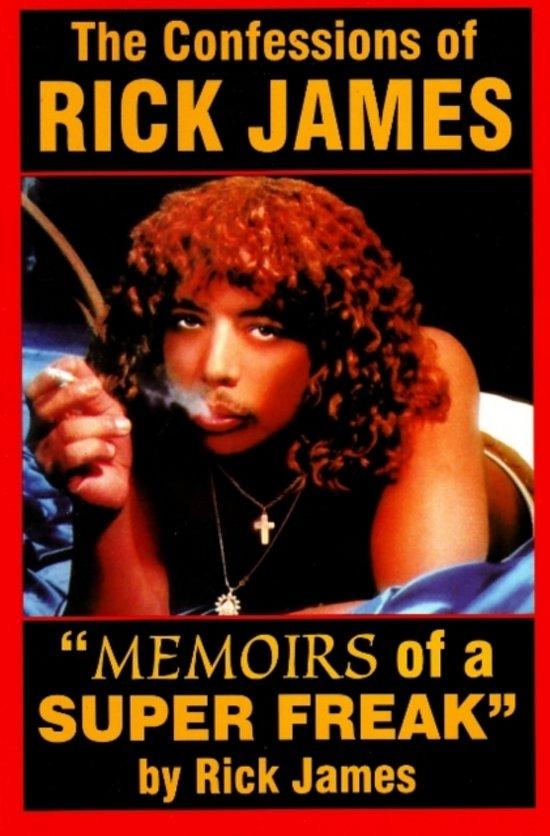 Confessions of Rick James