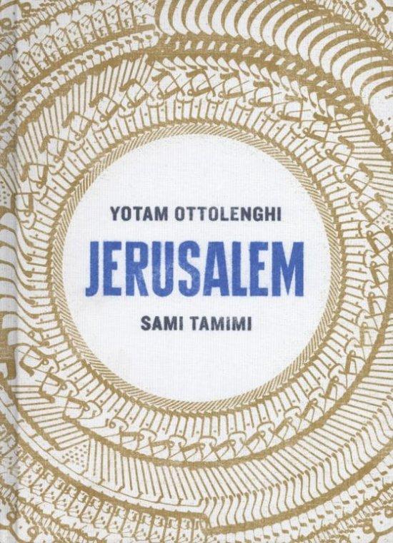 Boekomslag voor Jerusalem