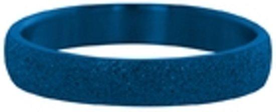 iXXXi Vulring sandblasted blauw 4mm - maat 18