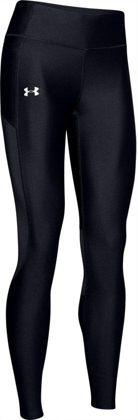 Under Armour Speed Stride Tight Dames Sport Legging - Zwart - Maat L