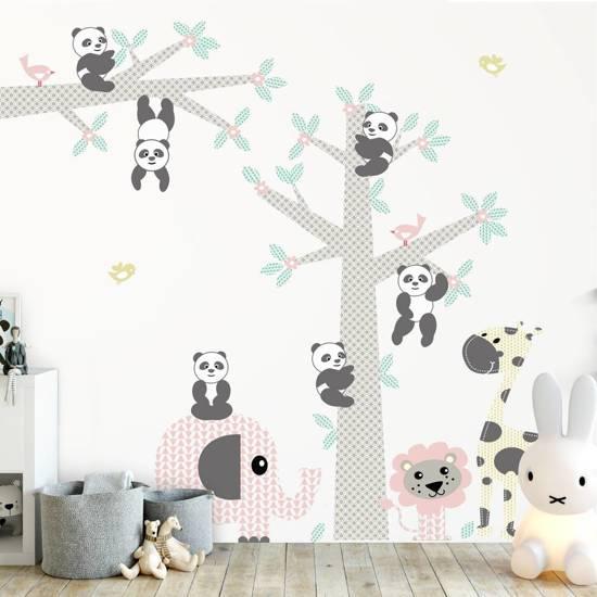 Stickers Voor Op De Muur Kinderkamer.Bol Com Decoratie Stickers Muur Wand Voor Slaapkamer
