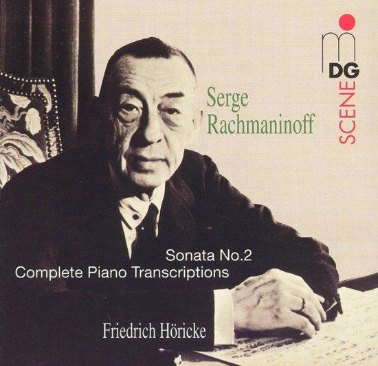Complete Piano Transcriptions/Sonat