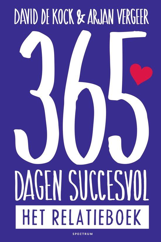 bol | 365 dagen succesvol: het relatieboek, david de kock
