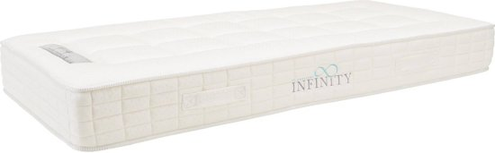 Goossens Pocketveringmatras Infinity 252 Latex met latex