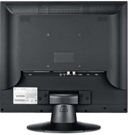 AG Neovo SC-19AH 19'' LCD/TFT Zwart Flat computer monitor