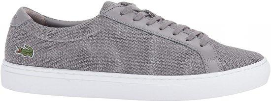 Maat Lacoste 42 Grijs 2 L1212 Heren Sneakers 1 wgUg6I