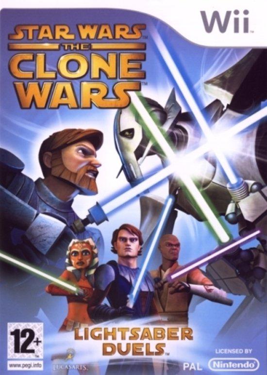 Star Wars: Clone Wars - Lightsaber Duels kopen