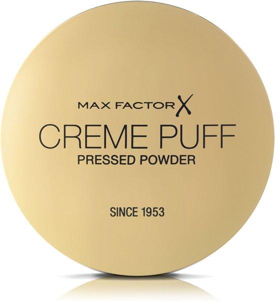 Max Factor Creme Puff - 42 Deep Beige - Make-up Poeder