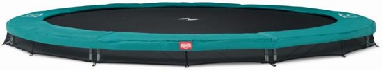 BERG Favorit InGround Trampoline - 270 cm