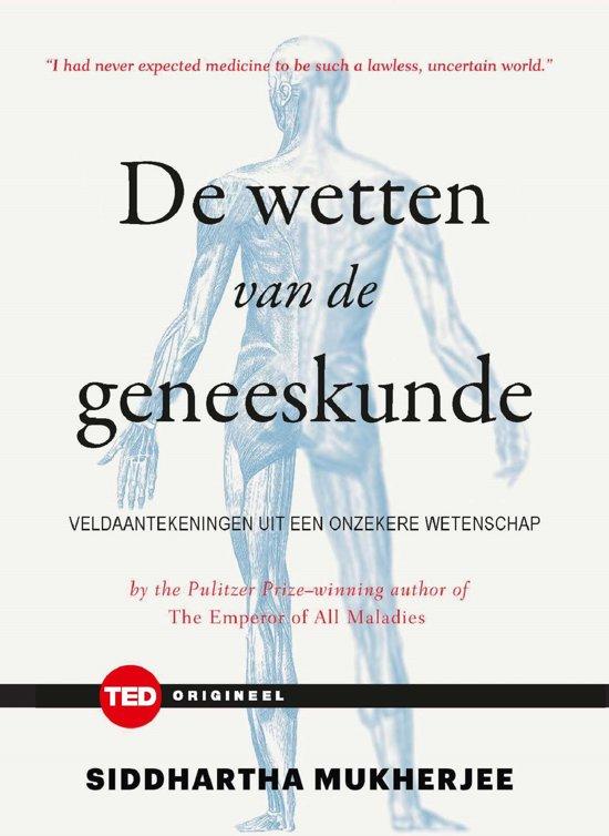 TED-boeken - De wetten van de geneeskunde
