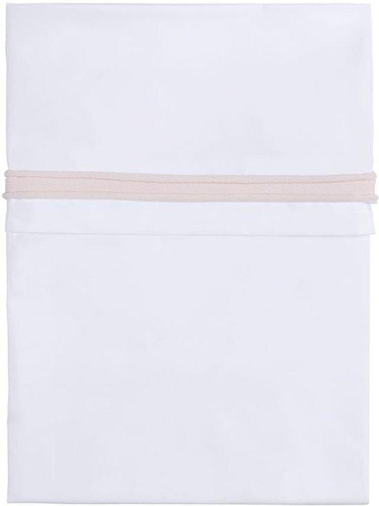 Baby's Only Ledikantlaken Cloud Classic Roze 120 x 150 cm
