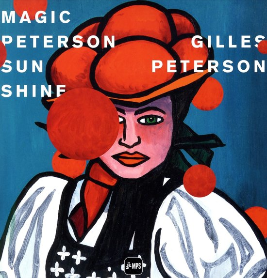 Gilles Peterson-Magic Peterson Sunshine (Lp)