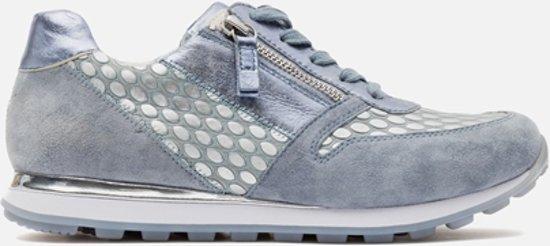 13a1c0e078c bol.com | Gabor Sneakers zilver Zilver - Maat 36