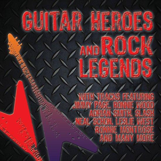 Guitar Heroes & Rock Legends