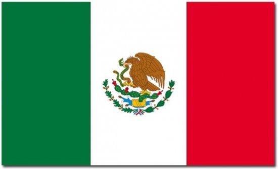 bol vlag mexico 90 x 150 cm