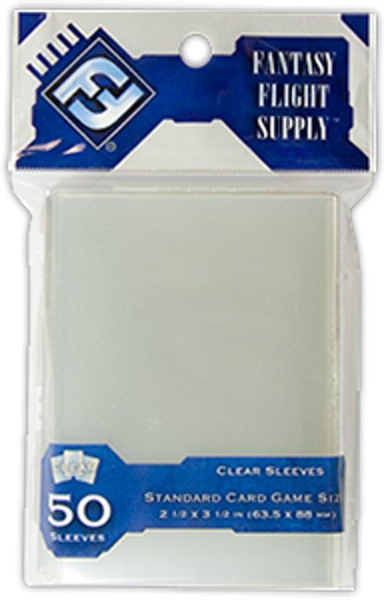 Afbeelding van het spel 200 Standard Card Game Sized Sleeves
