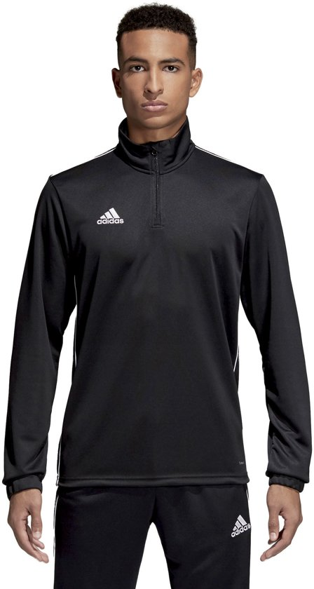 ADIDAS Core 18 Trainingstop Heren - Zwart - Maat M