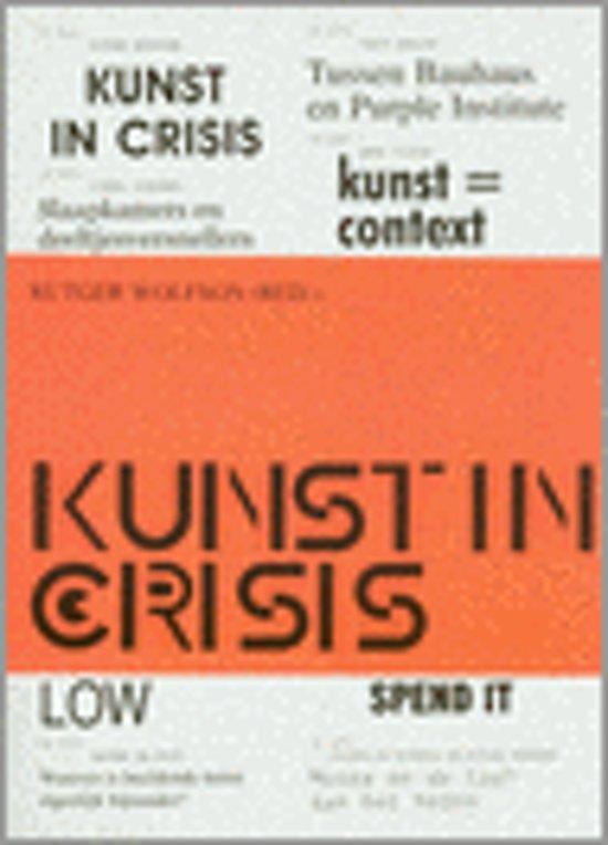 Kunst In Crisis