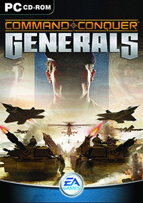 Command & Conquer: Generals - Windows