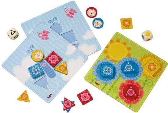 Thumbnail van een extra afbeelding van het spel Haba - Mijn eerste spellen - Kleuren & vormen