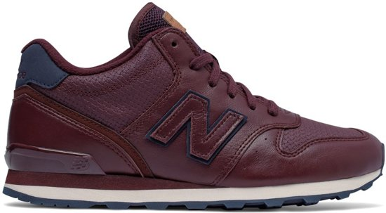 84704a850ba bol.com | New Balance - Dames Sneakers WH996PKP - Rood - Maat 41 1/2