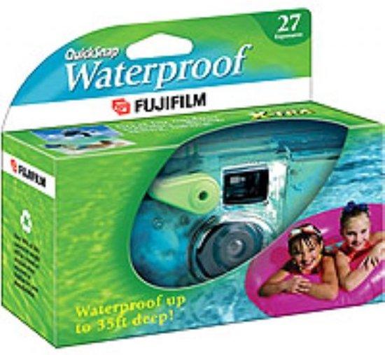 Fujifilm Fuji Quick Snap Waterproof