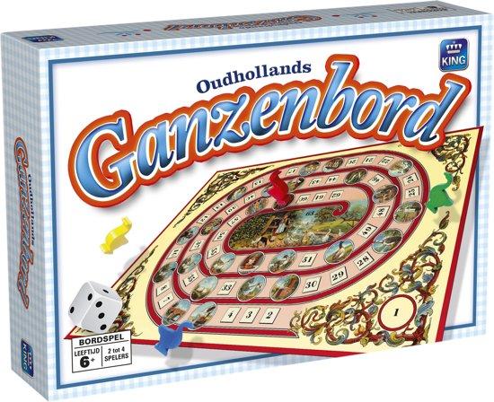 Oudhollands Ganzenbord - Bordspel