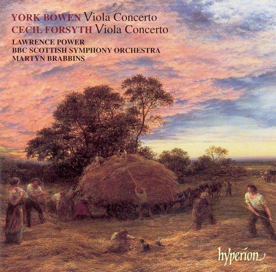 Bowen, Forsyth: Viola Concertos