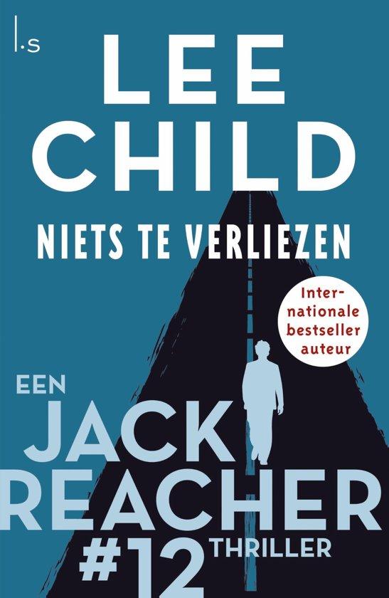 Boekomslag voor Jack Reacher 12 - Niets te verliezen