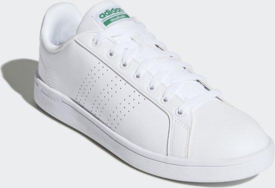 Adidas White Advantage 3 White 2 Sneakers Ftwr Maat Cf Cl green Heren ftwr 38 qrnBpqRw8