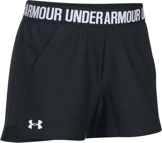 Under Armour Play Up 2.0 Sportshort - Dames - Zwart
