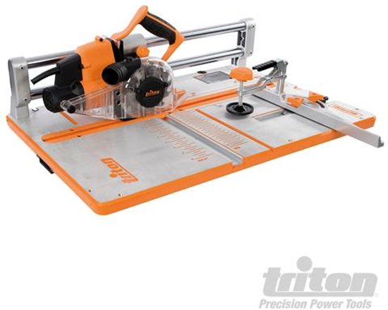 Triton TWX7 910 W Projectzaag, 127 mm