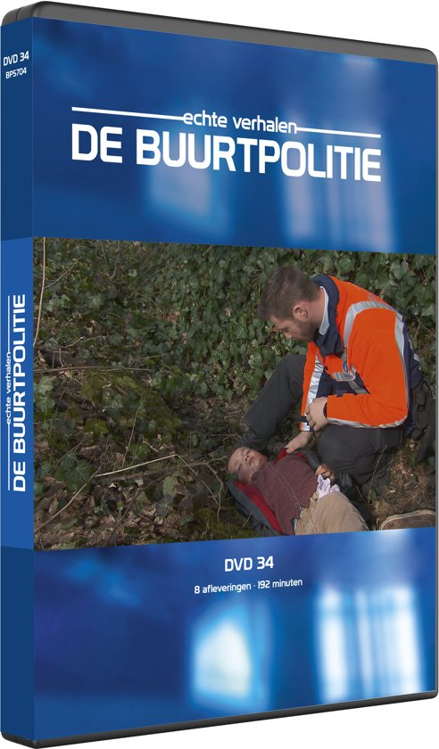 De Buurtpolitie - Seizoen 7 - Deel 4 (DVD 34)