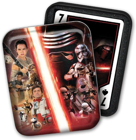 Thumbnail van een extra afbeelding van het spel Star Wars - Speelkaarten - The Force Awakens